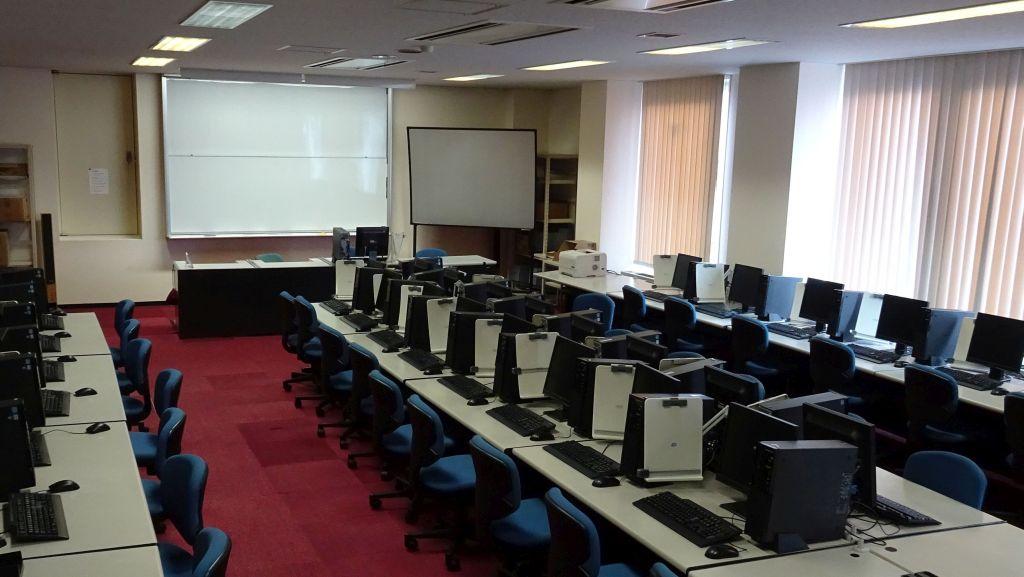 61実習室