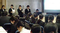 卒業研究 中間発表会