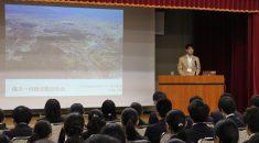 講演会 縄文-持続可能な社会